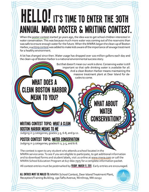 The Write Stuff Essay Contest by Announcing Our 2010 2011 Contest Winners