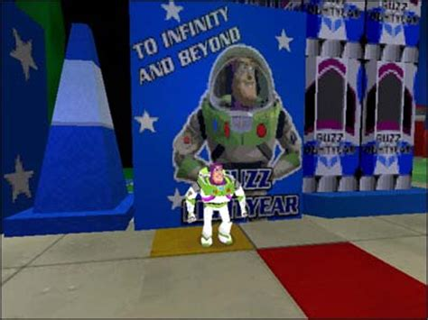 disney's toy story 2 buzz lightyear to the rescue iso
