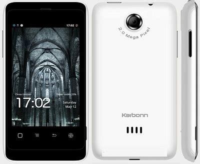 themes karbonn mobile karbonn a5 3 5 quot android smart phone price specs features