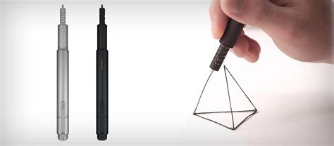 3d printing pen turns doodles into sculptures lix 3d pen