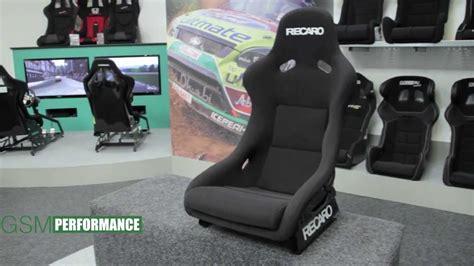 store review recaro pole position fia motorsport