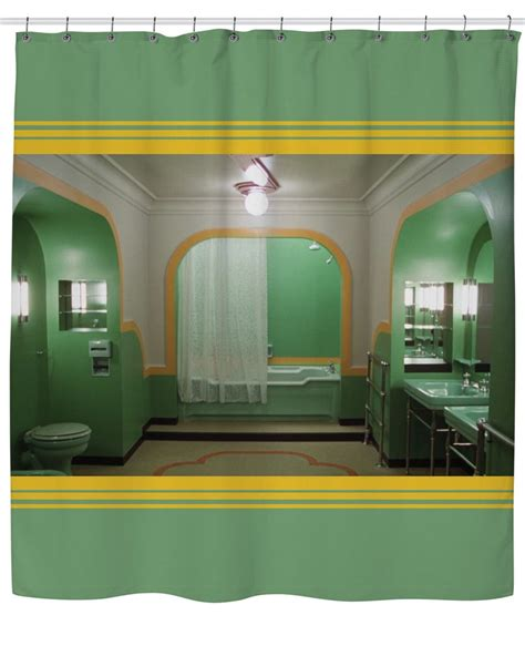 shining bathtub the shining shower curtain