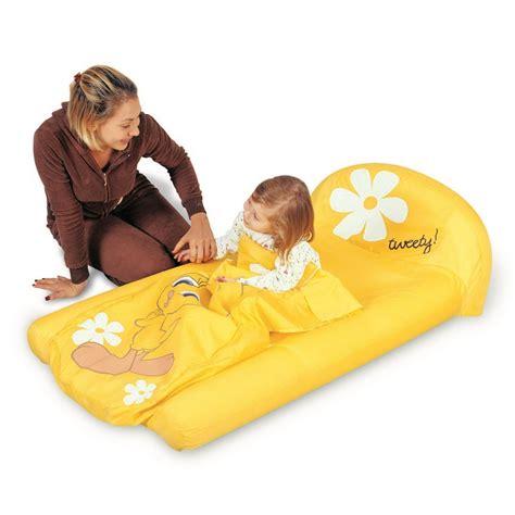 lit d appoint gonflable pour enfant 224 partir de 2 ans