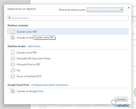 windows 10 tutorial in pdf tutorial para guardar web en formato pdf en windows 10