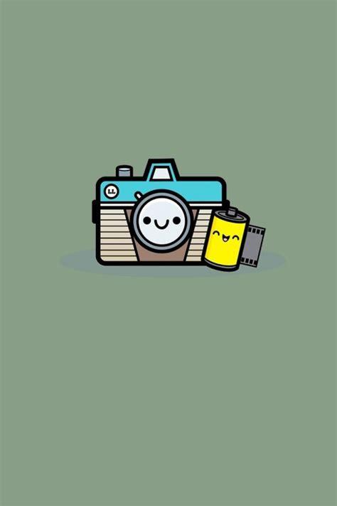 wallpaper camera cartoon cute camera wallpaper wallpapersafari