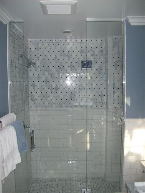 marbled tile glass door showe gray bathroom i like the breathtaking white and grey color marble shower tiled for