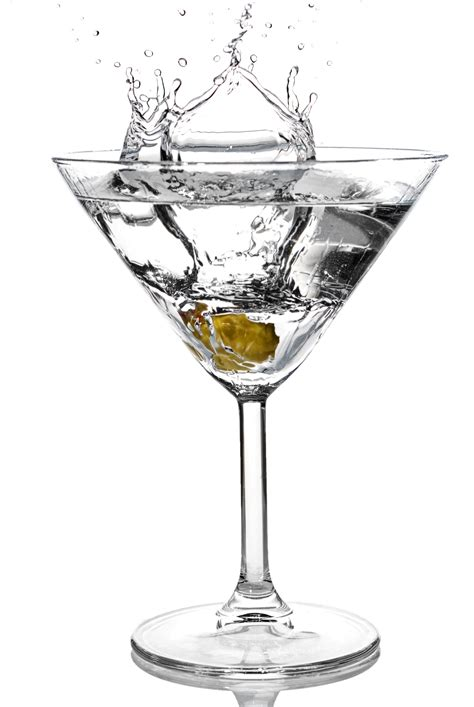 martini glass with martini s one for every letter of the alphabet a z