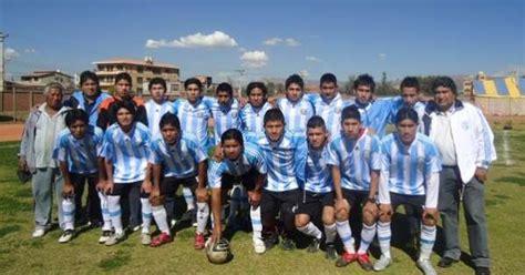 futbol de ascenso bolivia ayacucho ce 243 n de la b del f 250 tbol de asociaci 243 n futbol