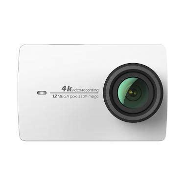 Xiaomi Yi White Sc365 jual pre order xiaomi yi 4k kamera white harga kualitas terjamin blibli