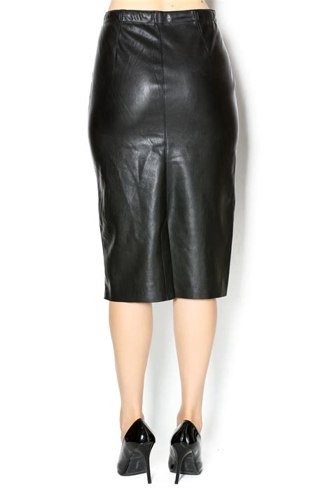 tribal pleather skirt from kentucky by daffodils boutique