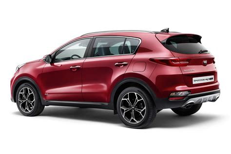 kia sportage tweaks include  mild hybrid