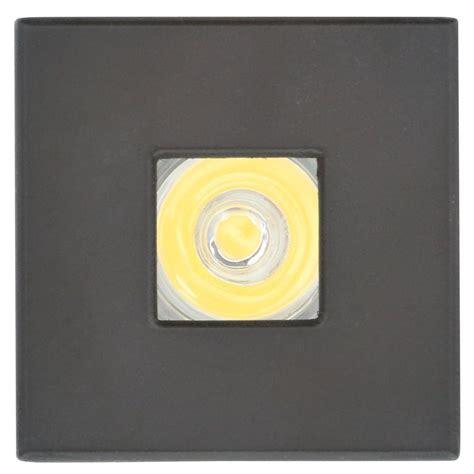 white led puck lights commercial electric 3 light led white puck light 21353nkit