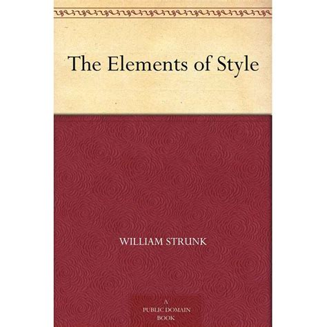the elements of style books free the elements of style kindle book