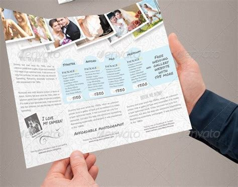 Wedding E Brochure by 1000 Ideas About Wedding Brochure On