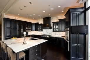 Thomasville Kitchen Cabinet Cream by Inspiration Help Espresso Cabinets With Dark Wood Floors