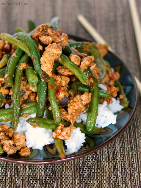 recipes with rice and ground turkey green beans with ground turkey rice