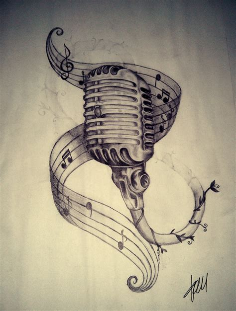 old fashioned microphone tattoo designs skool mic by chakra san on deviantart