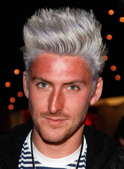 hombre hair color in your fifty 20 cool colored streaked hairstyles for men cool men