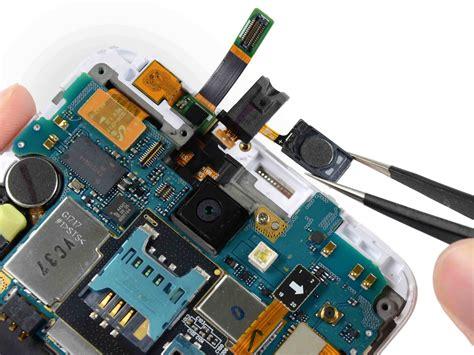 L Post Not Working by Samsung Galaxy Note Headphone Earpiece Speaker