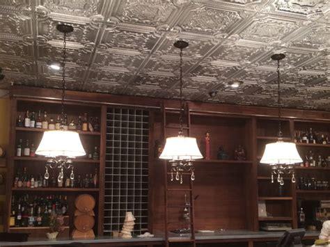 Faux Tin Ceilings by Elizabethan Shield Faux Tin Ceiling Tile 24 X24