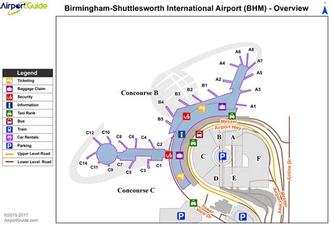 birmingham uk airport map map of birmingham international airport giperkub