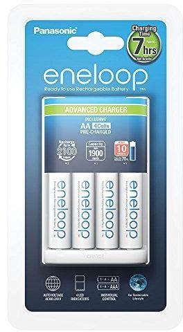 Advanced Charger Sanyo Eneloop For Aa And Aaa Battery Tanpa T2909 panasonic eneloop advanced baterija charger 1 4 aa aaa 4xaa 1900 mah icl varle lt