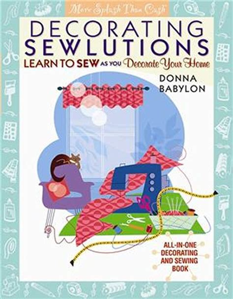 Tips On How To Decorate Your Home Decorating Sewlutions Learn To Sew As You Decorate Your