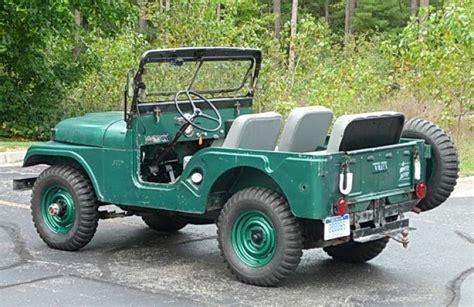 ebay listing 1955 willys cj5 jeep ebay motors