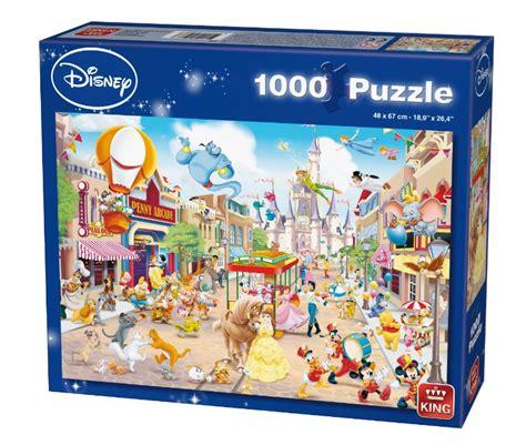 puzzle disneyland king puzzle 05086 1000 pieces jigsaw