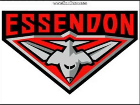 The Bomber essendon bombers theme song