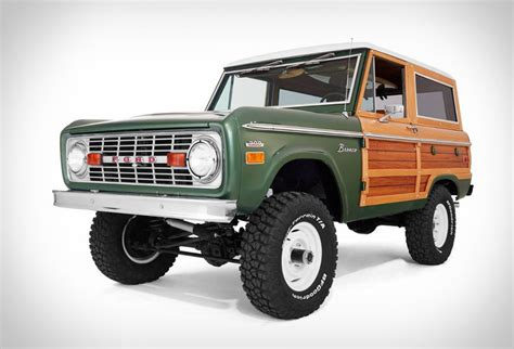Build An A Frame by Woody Ford Bronco