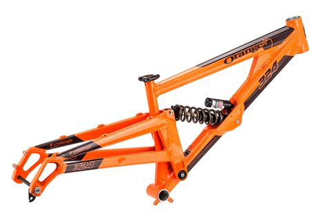 swing arm mountain bike orange 324 frame reviews comparisons specs mountain