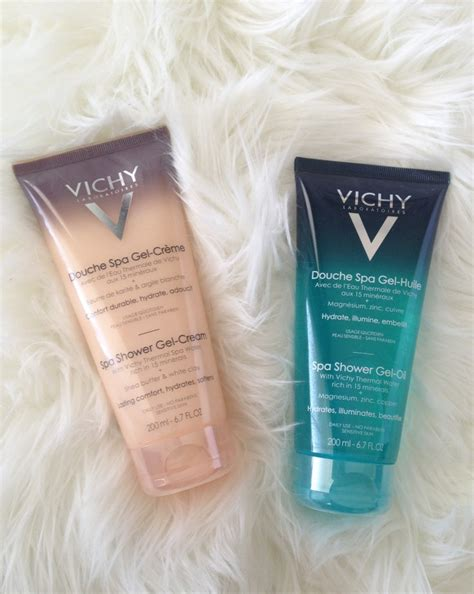 Vichy Shower Toronto by Vichy Ideal Spa Shower Gel Aiishwarya