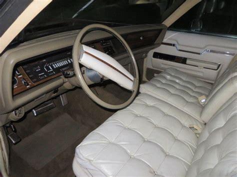 automobile air conditioning repair 1993 chrysler lebaron interior lighting 1973 chrysler imperial lebaron no reserve