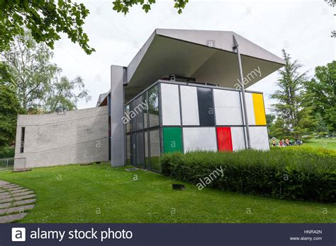 Pavillon Le Corbusier by Pavillon Le Corbusier Or Heidi Weber Museum The Last