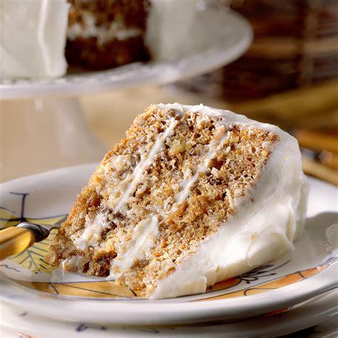 the best cakes best carrot cake recipe myrecipes