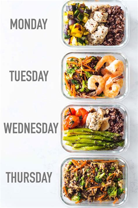 how to meal prep 2 0 green healthy cooking