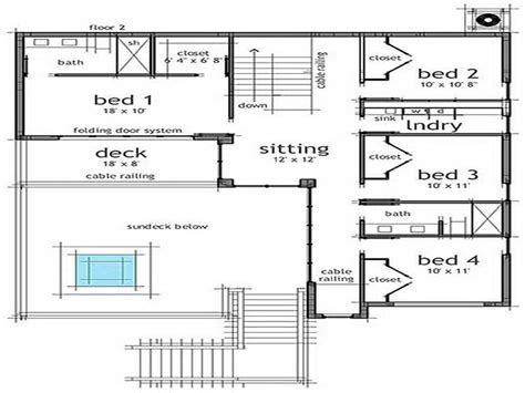 awesome 17 images cement block house plans house plans