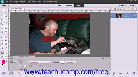 tutorial adobe photoshop elements 13 photoshop elements 12 tutorial cropping images adobe