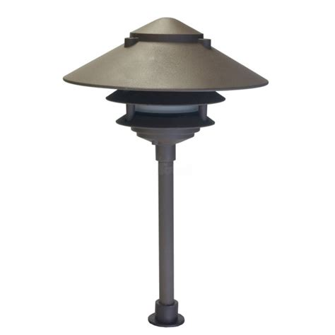 Low Voltage Landscape Lighting Parts Landscape Lighting Low Voltage Wide Brim Pagoda