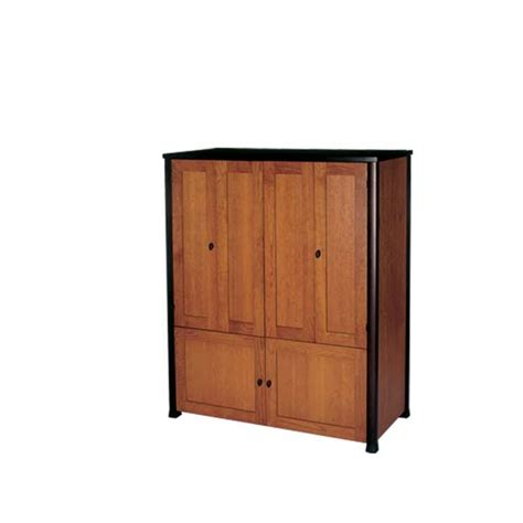 flat screen tv armoires entertainment centers flat panel a v armoire in cherry