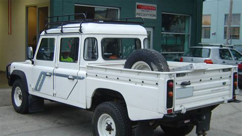 land rover 130 land rover defender 130 roof racks