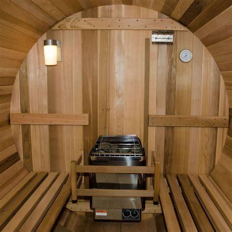 Steam Sauna Room Uap Badan 2 person canopy barrel sauna dudeiwantthat