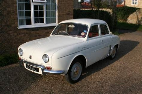 renault dauphine for sale renault dauphine for sale r h d sold sold 1960 on
