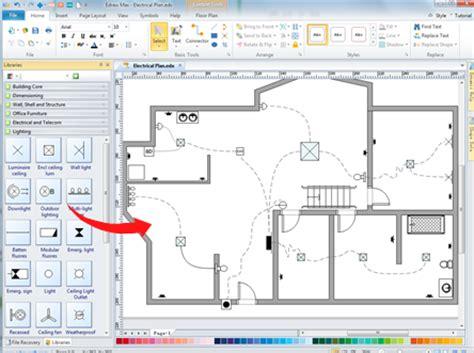 logiciel de plan de câblage de la maison faire des plans
