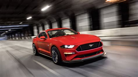 2018 mustang gt horsepower 2018 ford mustang gt dyno pull reveals coyote v8 produces