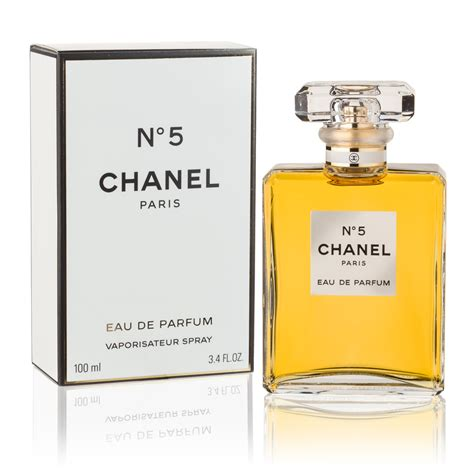 chanel no 5 eau de parfum 100ml s of kensington