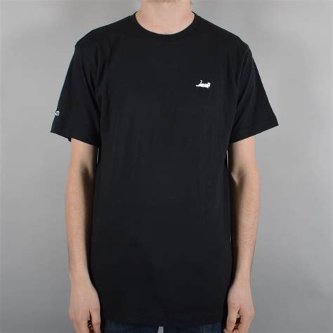 Kaos Rip N Dip T Shirt Rip Dip Tees Ripndip rip n dip castanza t shirt black skate clothing from