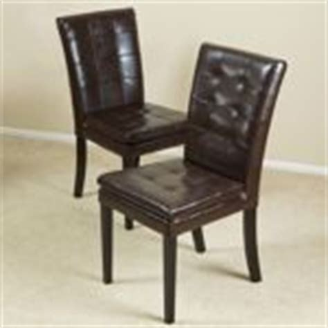Costco Leather Dining Chairs Costco 180 For 2 Biltmore Bonded Leather Dining Chair 2 Pack Fireside Reception Board