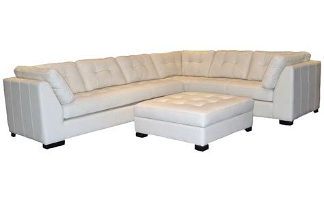 Newport Sectional By Omnia Leather
